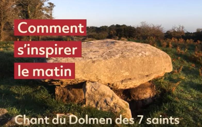 Le chant du Dolmen