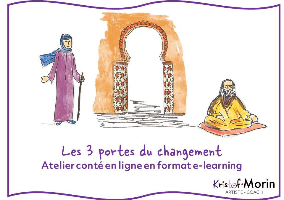 Les 3 portes du changement