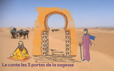 Conte Les 3 portes de la sagesse